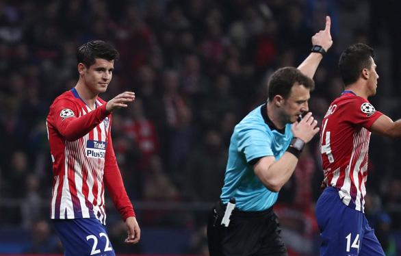 Được VAR cứu 2 lần, Juventus vẫn thất bại trước Atletico Madrid - Ảnh 3.