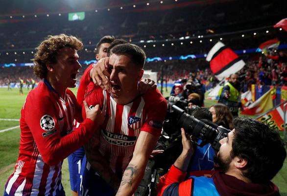 Được VAR cứu 2 lần, Juventus vẫn thất bại trước Atletico Madrid - Ảnh 1.