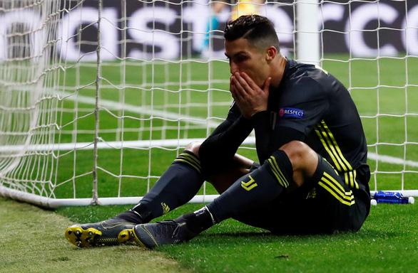 Được VAR cứu 2 lần, Juventus vẫn thất bại trước Atletico Madrid - Ảnh 2.