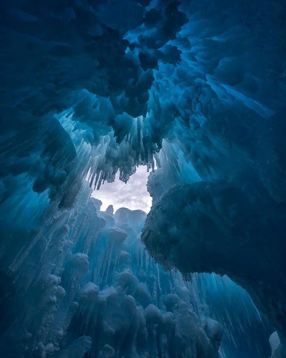 Trái đất tráng lệ trong cuộc thi ảnh phong cảnh quốc tế - Ảnh 11.