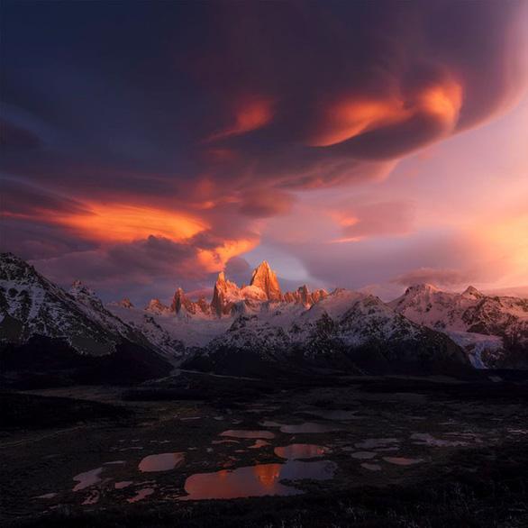 Trái đất tráng lệ trong cuộc thi ảnh phong cảnh quốc tế - Ảnh 14.
