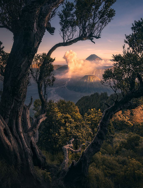 Trái đất tráng lệ trong cuộc thi ảnh phong cảnh quốc tế - Ảnh 4.