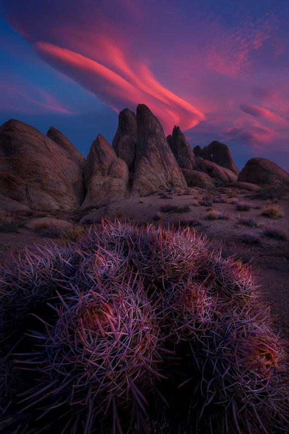 Trái đất tráng lệ trong cuộc thi ảnh phong cảnh quốc tế - Ảnh 2.
