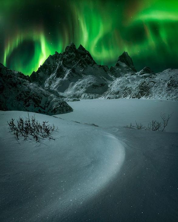 Trái đất tráng lệ trong cuộc thi ảnh phong cảnh quốc tế - Ảnh 8.