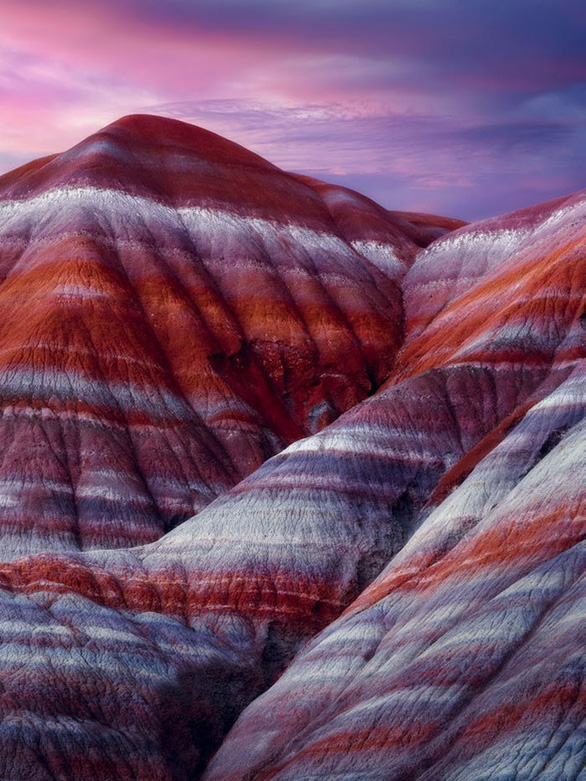 Trái đất tráng lệ trong cuộc thi ảnh phong cảnh quốc tế - Ảnh 10.