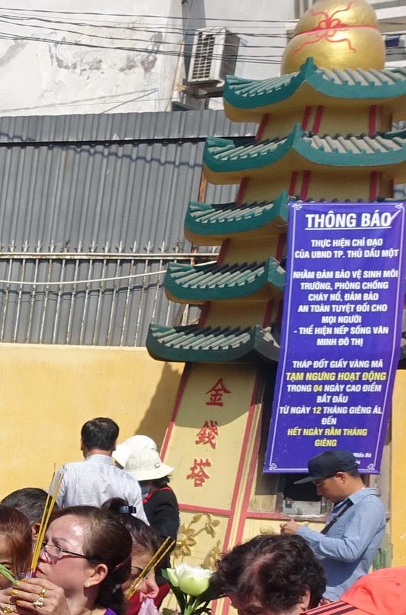 Nhiều chùa không có cảnh biến tướng - Ảnh 2.