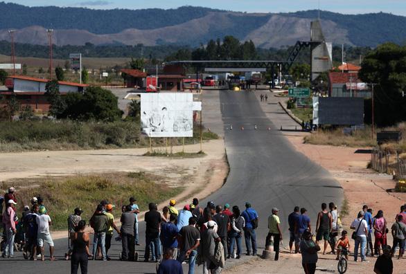 Nga cáo buộc Mỹ tìm cách vũ trang cho phe đối lập Venezuela - Ảnh 1.