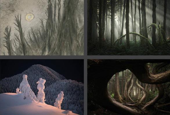 Trái đất tráng lệ trong cuộc thi ảnh phong cảnh quốc tế - Ảnh 1.