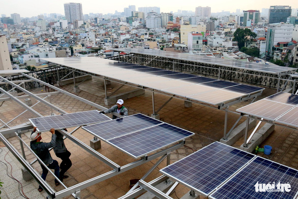 Vùng ít nắng, bán được điện mặt trời giá cao nhất  - Ảnh 1.