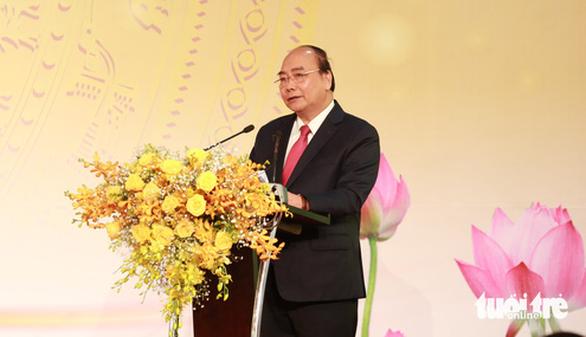 Thủ tướng Nguyễn Xuân Phúc: Nghệ An không được 'ngủ quên' trên thành quả - Ảnh 1.
