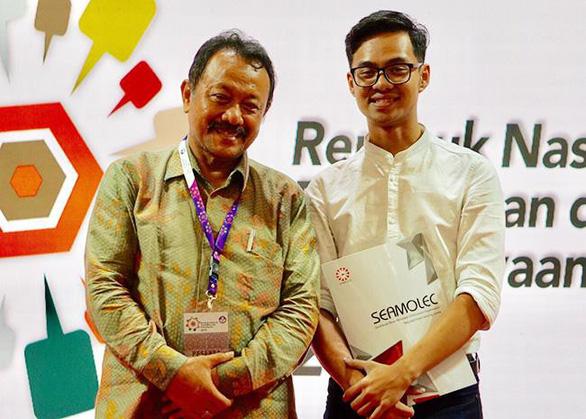 Sinh viên Duy Tân giành giải ba Quảng bá Du lịch tại ASEAN Creative Camp - Ảnh 1.