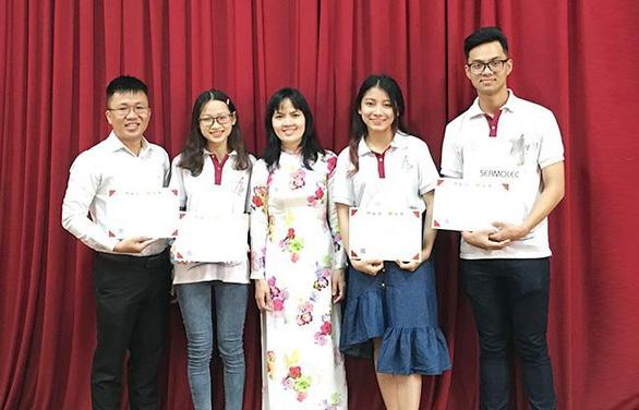 Sinh viên Duy Tân giành giải ba Quảng bá Du lịch tại ASEAN Creative Camp - Ảnh 2.