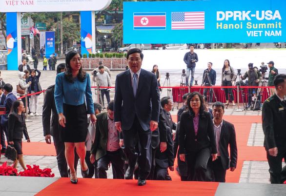 Thượng đỉnh Mỹ - Triều phản ánh đường lối hòa bình của Việt Nam - Ảnh 2.