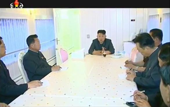 Bên trong đoàn tàu bọc thép của ông Kim Jong Un - Ảnh 4.
