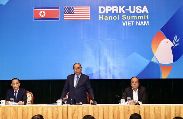 Thủ tướng:  Chứng minh hòa bình là văn hóa, nếp sống của Việt Nam - Ảnh 1.
