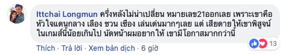 CĐV Buriram: 'Lẽ ra HLV không nên thay Xuân Trường' - Ảnh 3.
