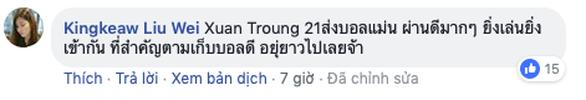CĐV Buriram: 'Lẽ ra HLV không nên thay Xuân Trường' - Ảnh 8.
