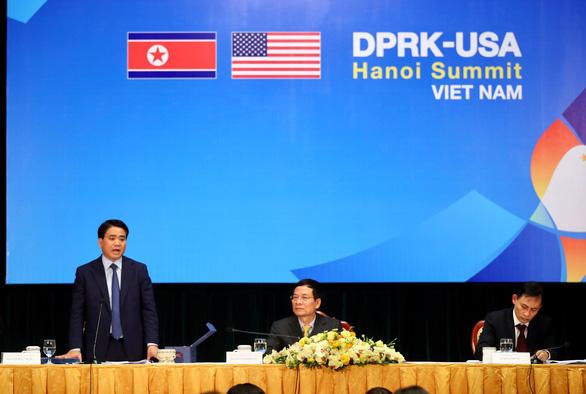 An ninh Việt Nam 'đẹp mềm mại' cho Thượng đỉnh Trump - Kim - Ảnh 4.