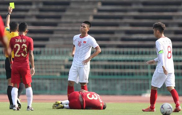 U-22 VN - Indonesia 0-1: buồn hơn cả một trận thua - Ảnh 1.