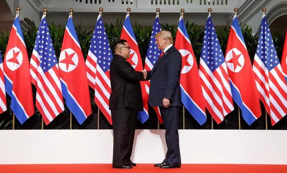 Mỹ - Triều sẽ tìm cách tuyên bố kết thúc chiến tranh tại Hà Nội - Ảnh 1.