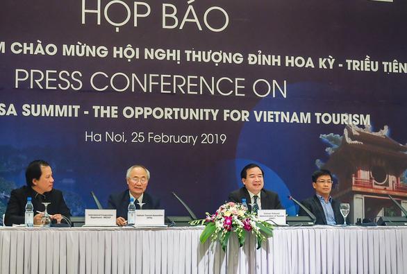 Việt Nam có thể là điểm trung chuyển cho du lịch Triều Tiên - Ảnh 1.