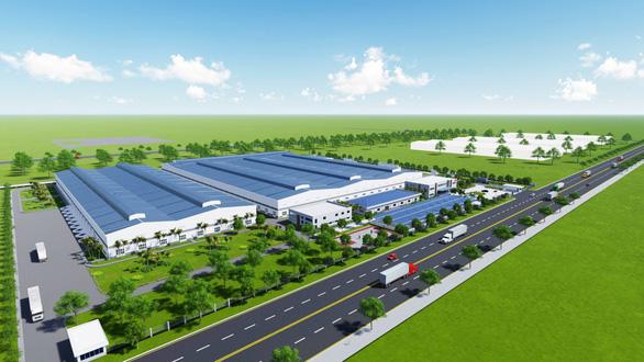 TCL khởi công nhà máy sản xuất TV mới tại Bình Dương - Ảnh 1.