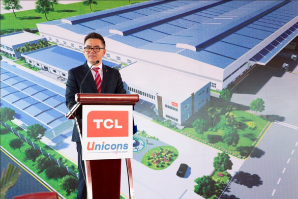 TCL khởi công nhà máy sản xuất TV mới tại Bình Dương - Ảnh 3.