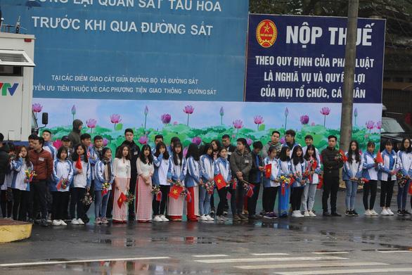 Tàu bọc thép chở Chủ tịch Kim Jong Un đã vào đất Việt Nam - Ảnh 6.