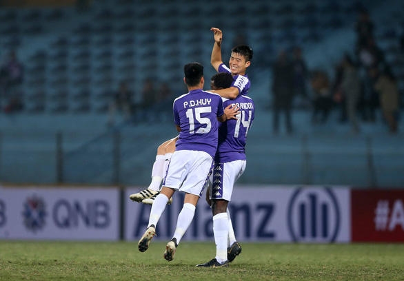 Hà Nội vùi dập đội vô địch Campuchia 10-0 trong trận ra quân AFC Cup 2019 - Ảnh 1.