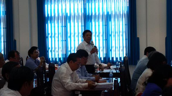 Ngân hàng 'kêu có doanh nghiệp mua lúa gạo báo cáo thiếu trung thực - Ảnh 1.