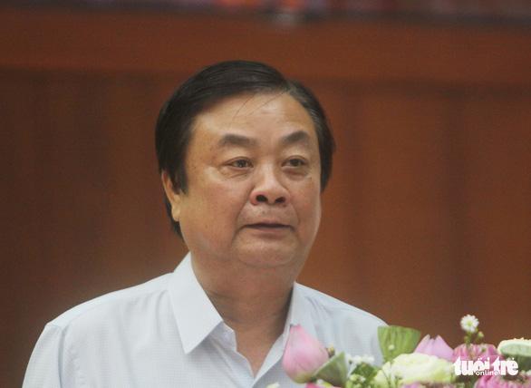 Ông Lê Minh Hoan: Cần chiến lược dài hạn cho hạt gạo Đồng bằng thay vì giải cứu - Ảnh 1.