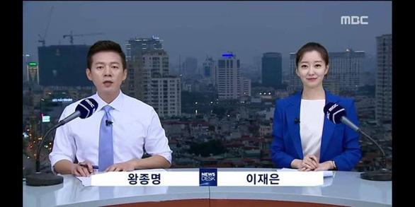 Cách làm báo như phim của truyền hình Hàn ở thượng đỉnh Mỹ - Triều là có thật - Ảnh 1.