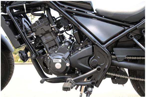 Honda Rebel 300 dành cho người mới dùng xe phân khối lớn - Ảnh 3.