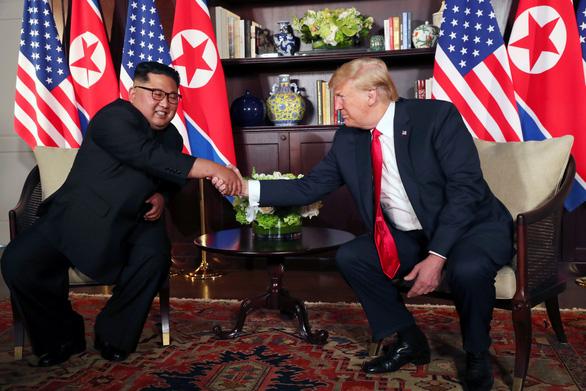 Báo Hàn: Ông Trump và ông Kim sẽ gặp mặt ít nhất 5 lần ở Hà Nội - Ảnh 1.