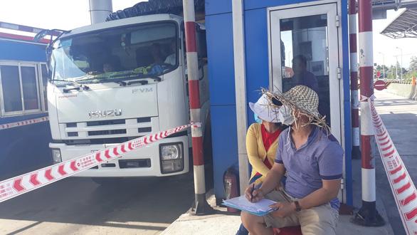 Người dân lập nhóm đếm xe qua trạm BOT Ninh Lộc - Ảnh 2.