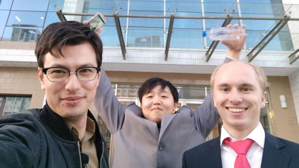 Du học sinh khoe ảnh đi học ở Triều Tiên - Ảnh 2.
