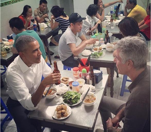 Báo chí quốc tế ấn tượng với 'ngoại giao ẩm thực' của Việt Nam - Ảnh 4.