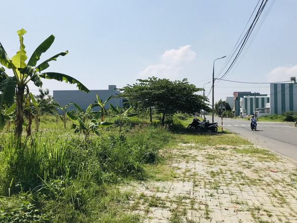 Dự án bất động sản ma đang bị điều tra vẫn rao bán - Ảnh 2.