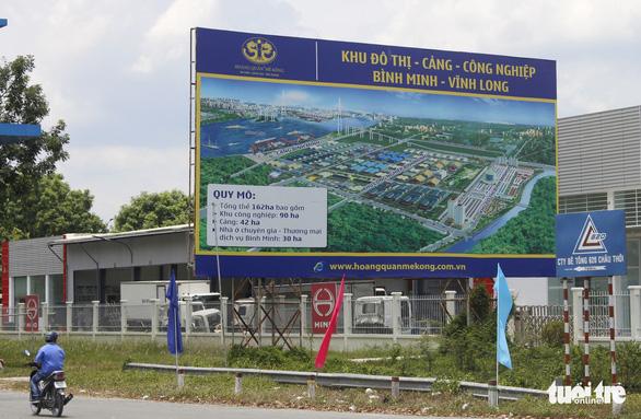 Địa ốc Hoàng Quân Mekong dẫn đầu nợ thuế khó đòi tại Vĩnh Long - Ảnh 1.