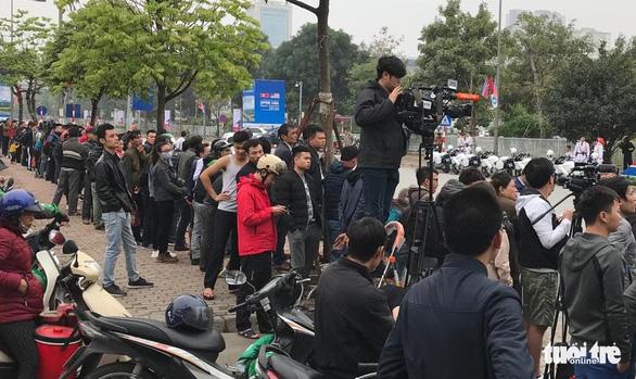 Tổng bí thư, Chủ tịch nước Nguyễn Phú Trọng tiếp Tổng thống Trump - Ảnh 14.