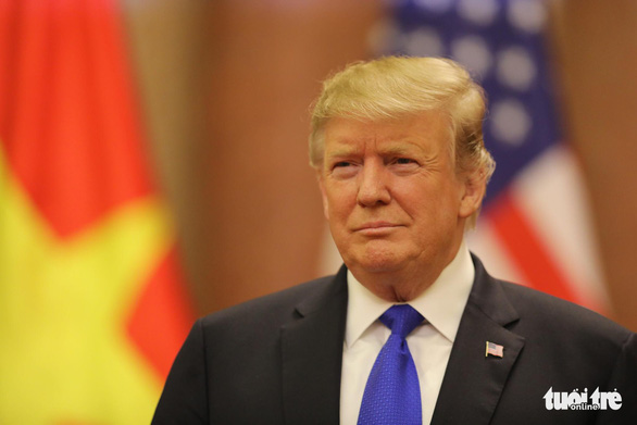 Tổng bí thư, Chủ tịch nước Nguyễn Phú Trọng tiếp Tổng thống Trump - Ảnh 8.