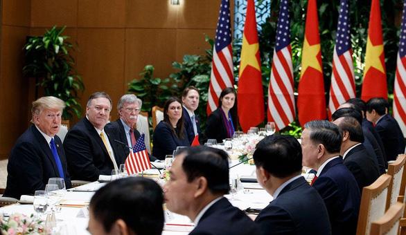Bữa trưa đãi ông Trump: hài hòa truyền thống Việt và khẩu vị thực khách - Ảnh 1.