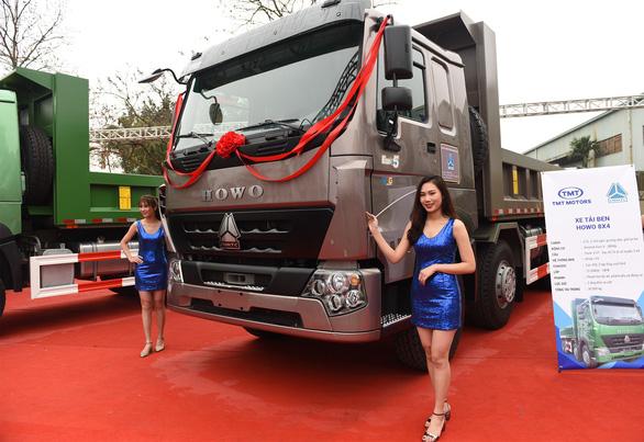 TMT độc quyền lắp ráp xe tải chuẩn khí thải Euro 5 - Ảnh 2.