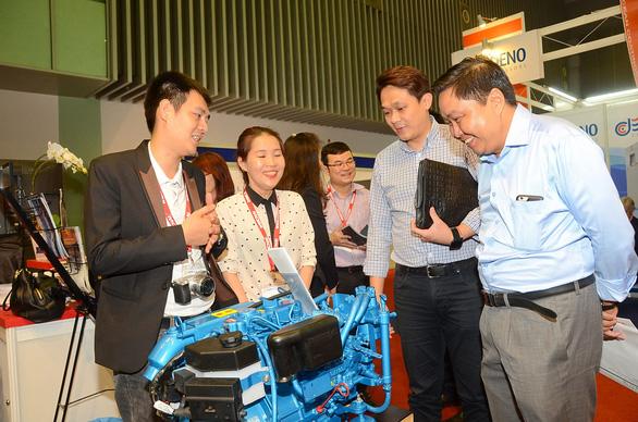 Ký kết hợp đồng mới và mở rộng kinh doanh tại triển lãm INMEX Việt Nam 2019 - Ảnh 1.