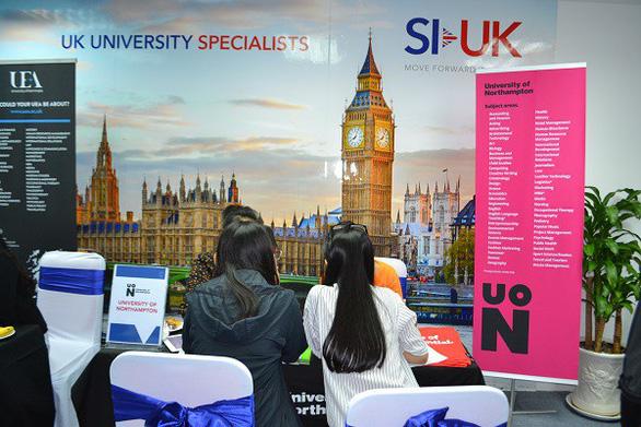 Anh Quốc - Cơ hội du học nền giáo dục hàng đầu - Ảnh 2.