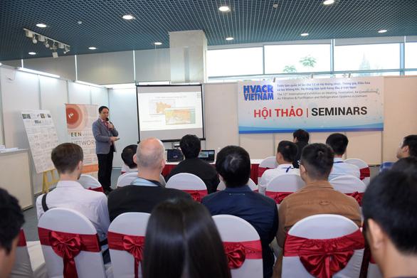 Sẵn sàng cho sự trở lại của triển lãm HVACR Việt Nam 2019! - Ảnh 3.