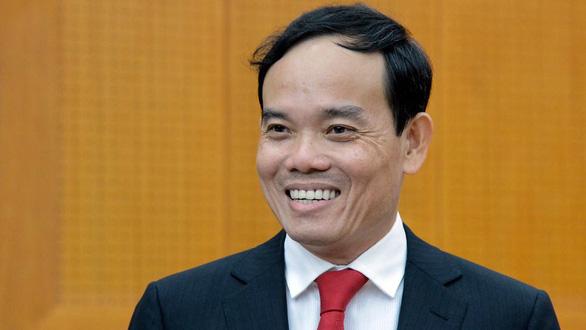 Ông Trần Lưu Quang làm phó bí thư thường trực Thành ủy TP.HCM - Ảnh 3.