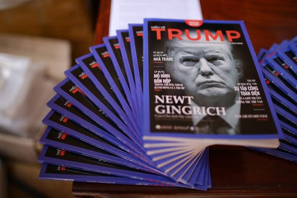 Ra mắt sách Hiểu về Trump - Ảnh 1.