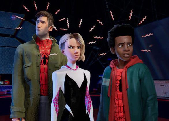 Giành Oscar, Spider-Man: Into the Spider-Verse muốn bá chủ màn ảnh lần thứ hai - Ảnh 3.