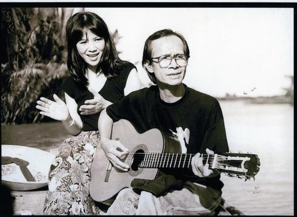 Google vinh danh nhạc sĩ Trịnh Công Sơn với biểu tượng Doodle - Ảnh 4.